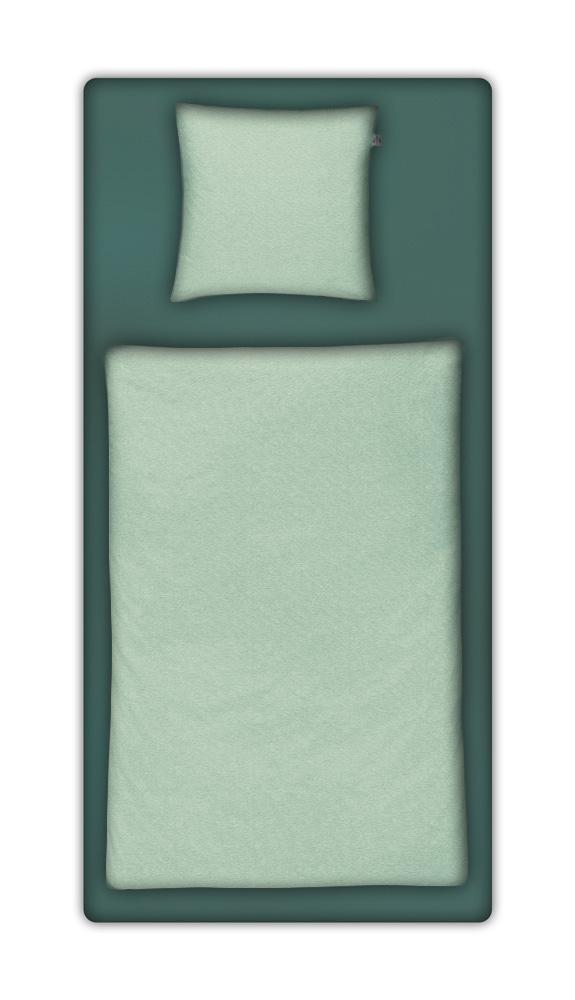 Irisette Mako Satin, Einzelbett-Bettwäsche