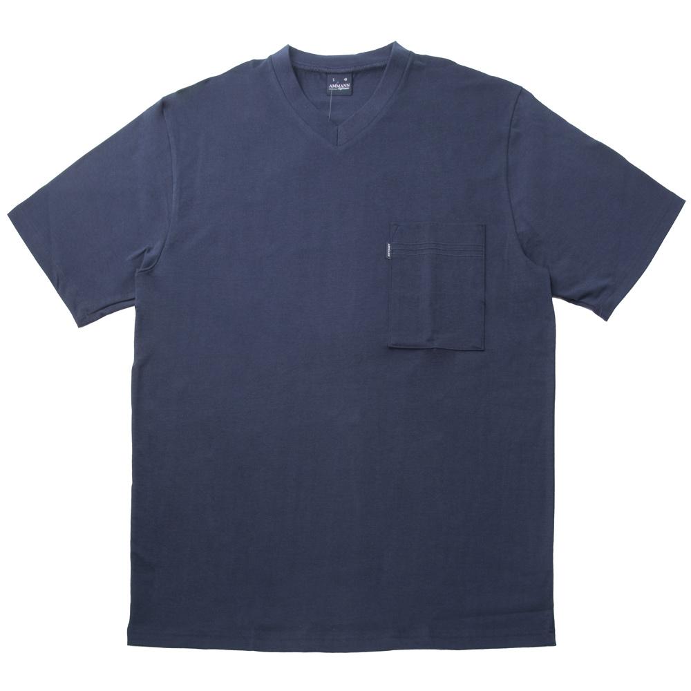 Ammann Schlafanzug-Oberteil Mit 1/2 Arm